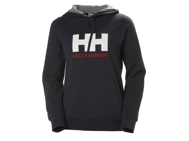 Helly Hansen HH Logo Sudadera Mujer, azul
